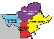 NAMC map