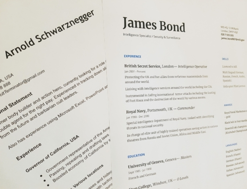 Beefing Up Your Résumé for the New Year